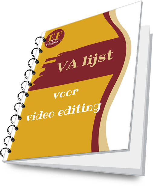 VAlijst video editing